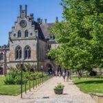 De omgeving van Bad Bentheim Duitsland